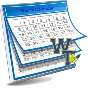 Wilcox Sports Calendar